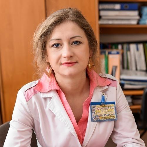 Зоріна Ольга Василівна