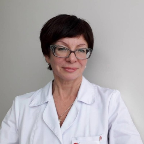 Синоверська Ольга Адамівна