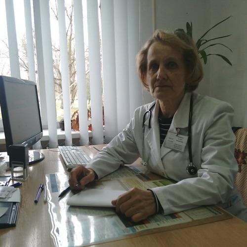 Сокирко Тетяна Антонівна