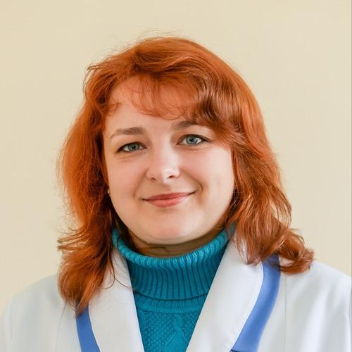 Чапельська Євгенія Миколаївна