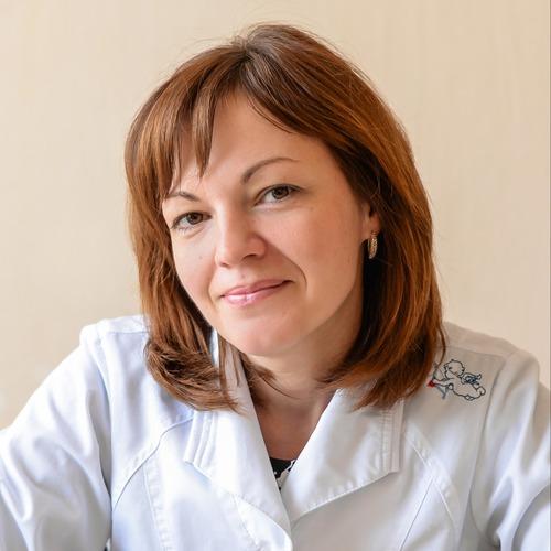 Казімирчук Ірина Василівна