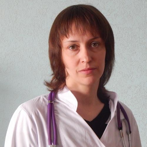 Маярчак Наталія Миколаївна