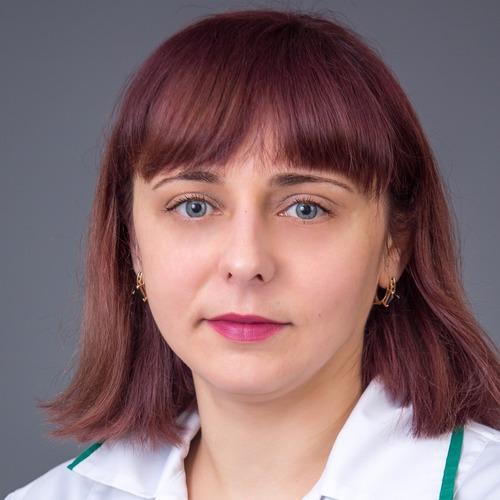 Мартинюк Світлана Василівна