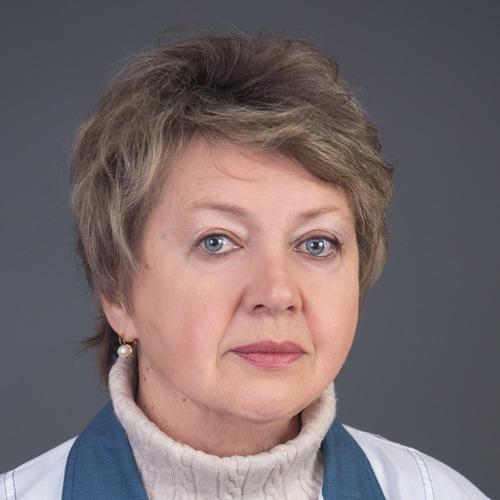 Ногаєва Антоніна Іванівна