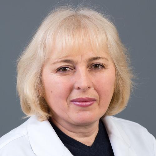 Смоковська Галина Іванівна