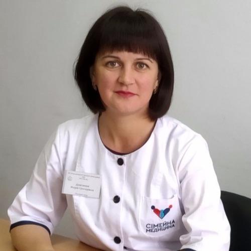 Довганюк Марія Григорівна