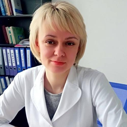 Ярмола Анна Петрівна