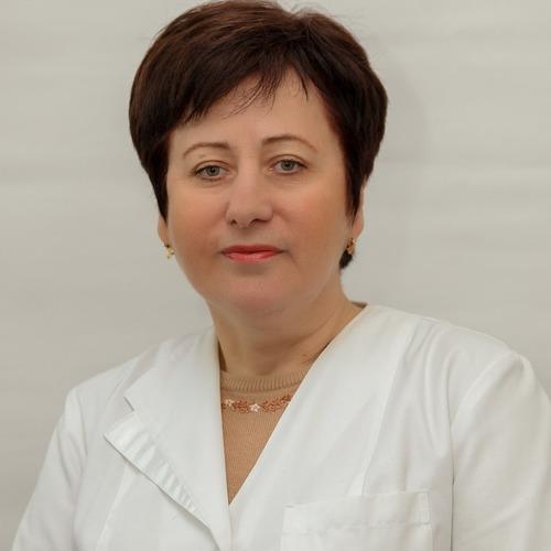 Волох Галина Василівна