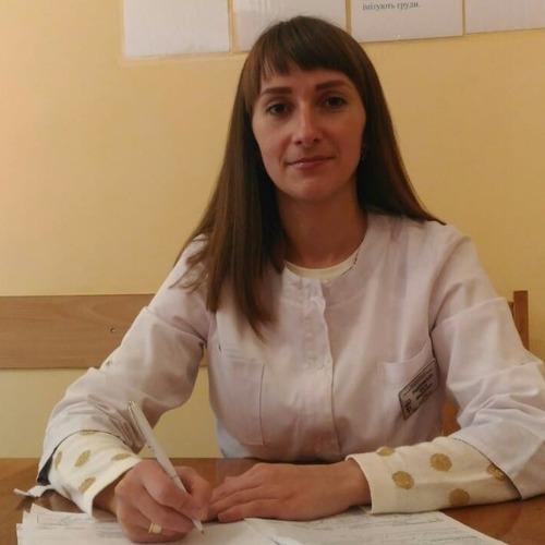 Радуховська Ольга Михайлівна