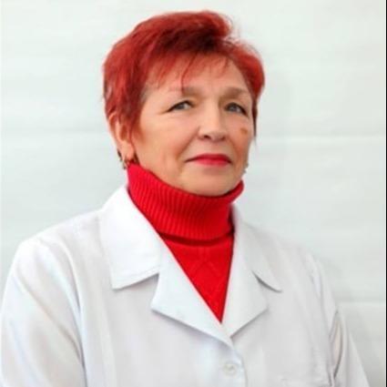 Кондратенко Людмила Миколаївна
