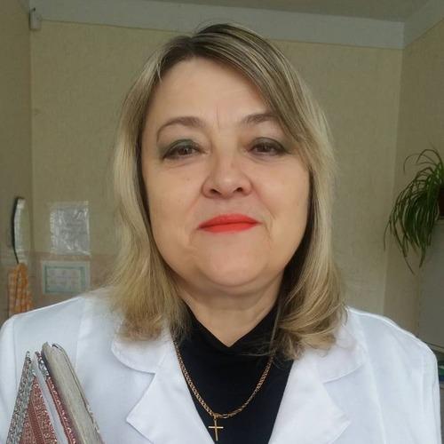Маслій Лідія Йосипівна