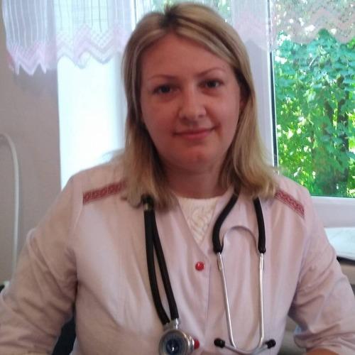 Бусько Марія Петрівна