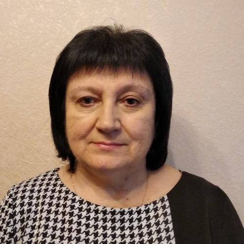 Карнаух Марія Миколаївна