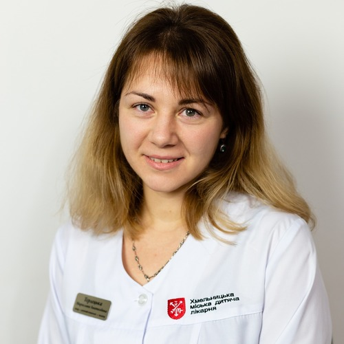 Терлецька Мирослава Анатоліївна