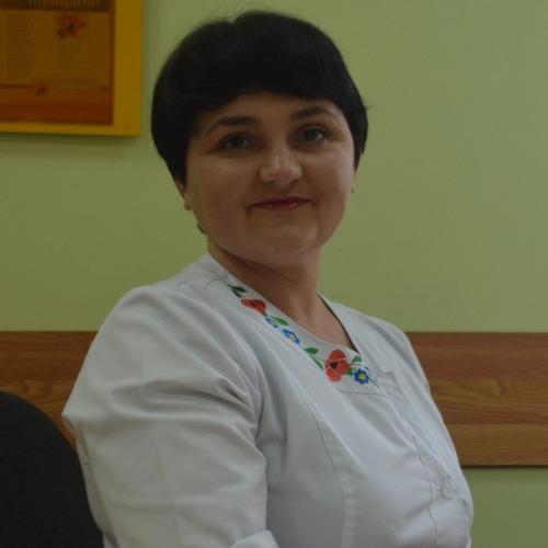 Петраш Наталія Ярославівна