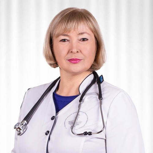 Гасюк Світлана Іванівна