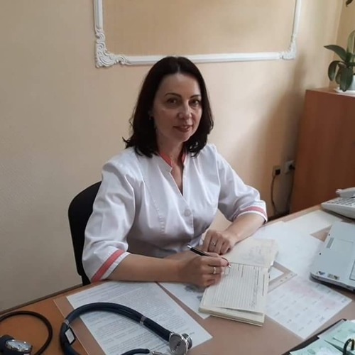 Дмитришина Людмила Михайлівна