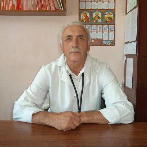 Довгань Василь Миколайович