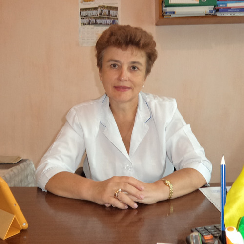 Ковальчук Лариса Василівна
