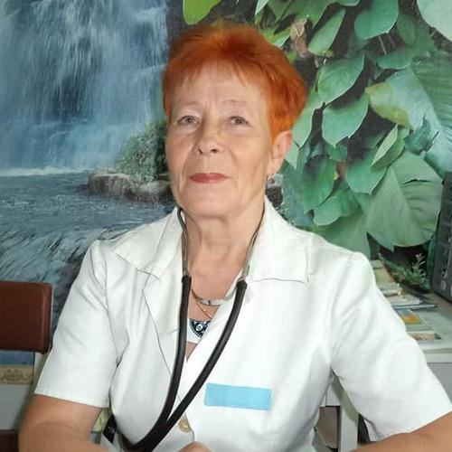 Константинова Валентина Констянтинівна