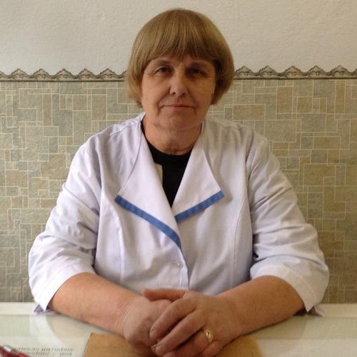 Заєць Тамара Сергіївна