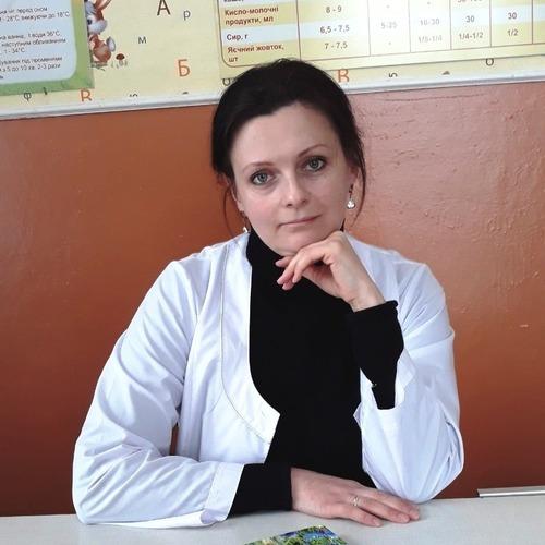 Гоголь Леся В'ячеславівна