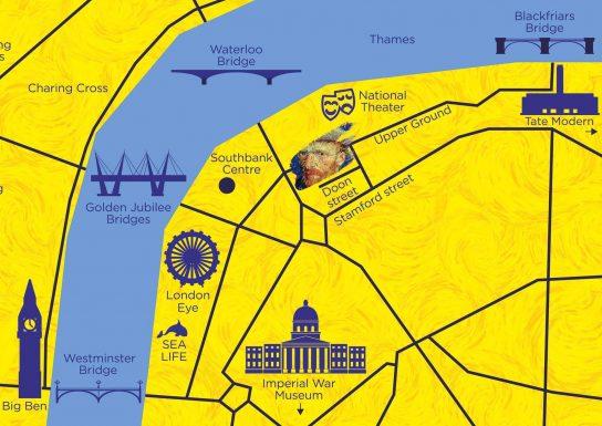 Map southbank VGM def Tekengebied 1