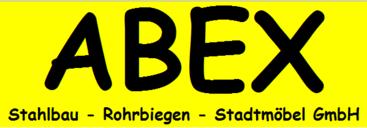 ABEX Stahlbau - Rohrbiegen - Stadtmöbel GmbH