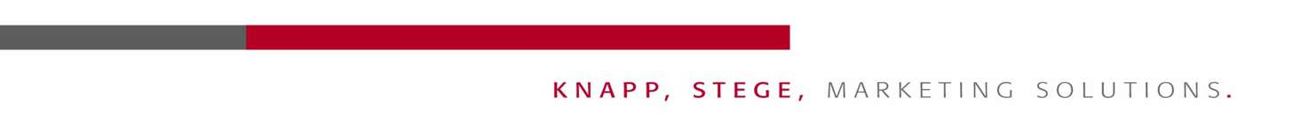 Knapp, Stege GmbH Marketing Solutions