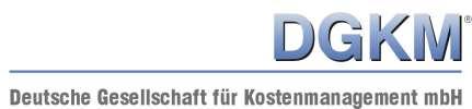 Deutsche Gesellschaft für Kostenmanagement mbH