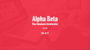Alpha-Beta Youre Busines Accelerator