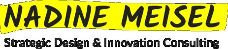 Nadine Meisel - Strategic Design & Innovation Consulting