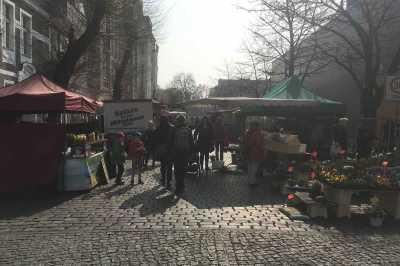 Wochenmarkt Seelower Straße