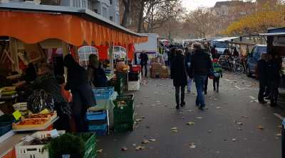 Wochenmarkt Mierendorffplatz