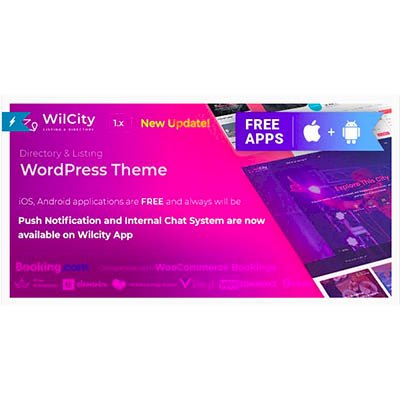 Wilcity - Firma Rehber, Firma Şikayet WordPress Teması