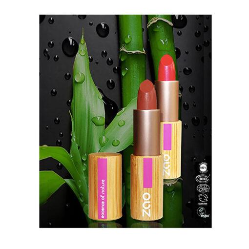 Veganer Lippenstift von ZAO - Essence of Nature