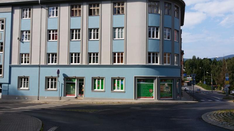 Pobočka Liberec Jungmannova