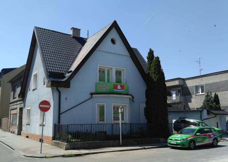 Pobočka Ostrava - Mariánské Hory