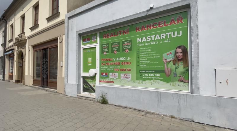 Pobočka Kroměříž