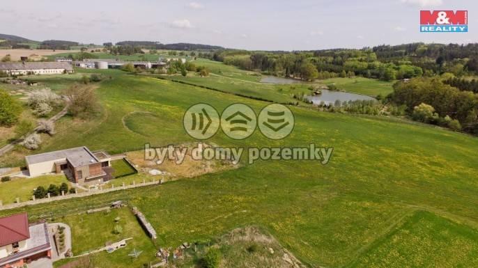 Prodej, Stavební parcela, 1162 m², Přešťovice