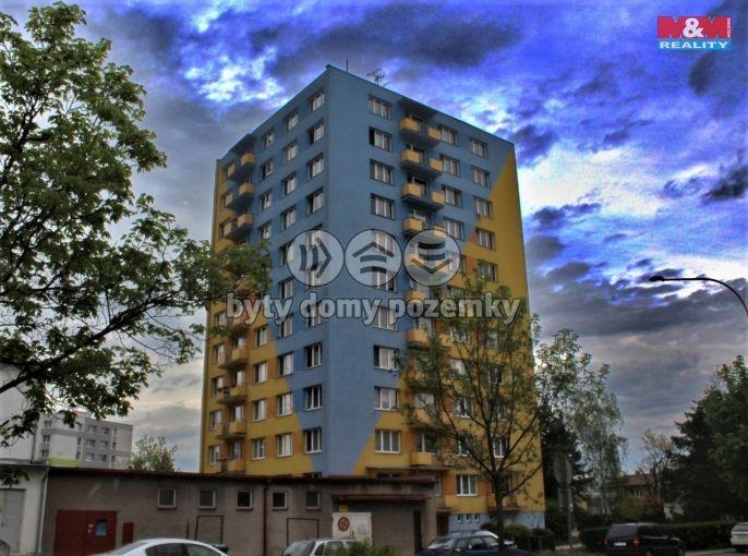 Prodej, Byt 3+1, 64 m², Milevsko, J. A. Komenského