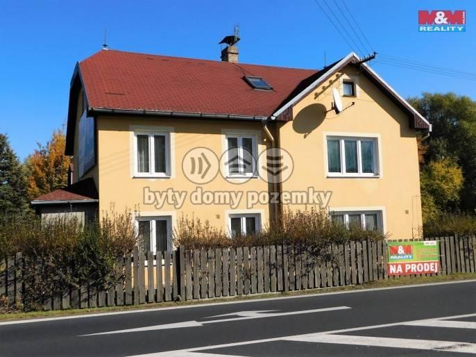 Prodej, Hotel, penzion, 1020 m², Stará Voda