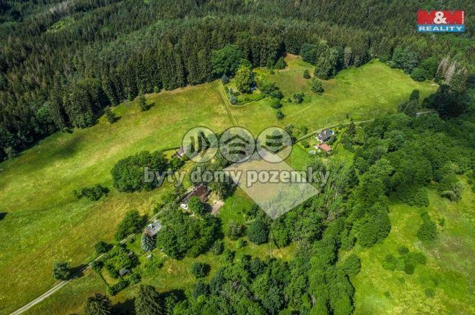Prodej, Pozemek k bydlení, 4140 m², Krásná Lípa