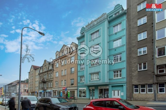 Prodej bytu 2+1, 80 m2, v Karlových Varech, ul.