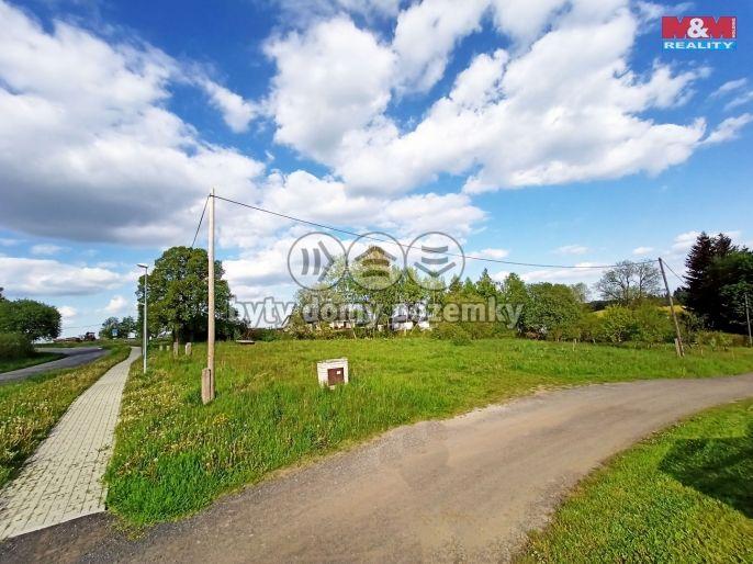 Prodej, Pozemek k bydlení, 1577 m², Útvina