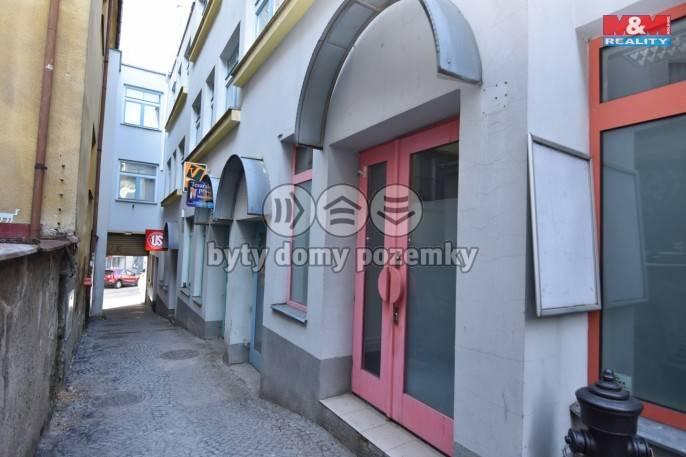 Obchodní prostory na pronájem, Liberec (Liberec II-Nové Město)