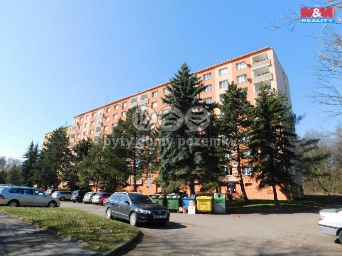 Prodej, Byt 2+1, 61 m², Chomutov, Růžová