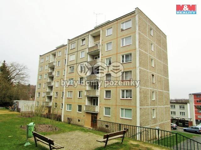 Prodej, Byt 1+1, 38 m², Cheb, Hrnčířská