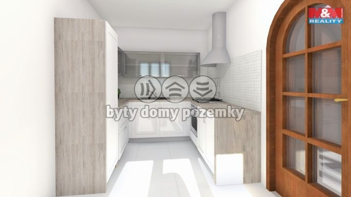 Prodej, Byt 1+kk, 56 m², Šumperk