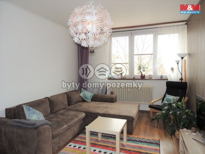 Prodej, Byt 3+1, 76 m², Ostrava, Ivana Sekaniny